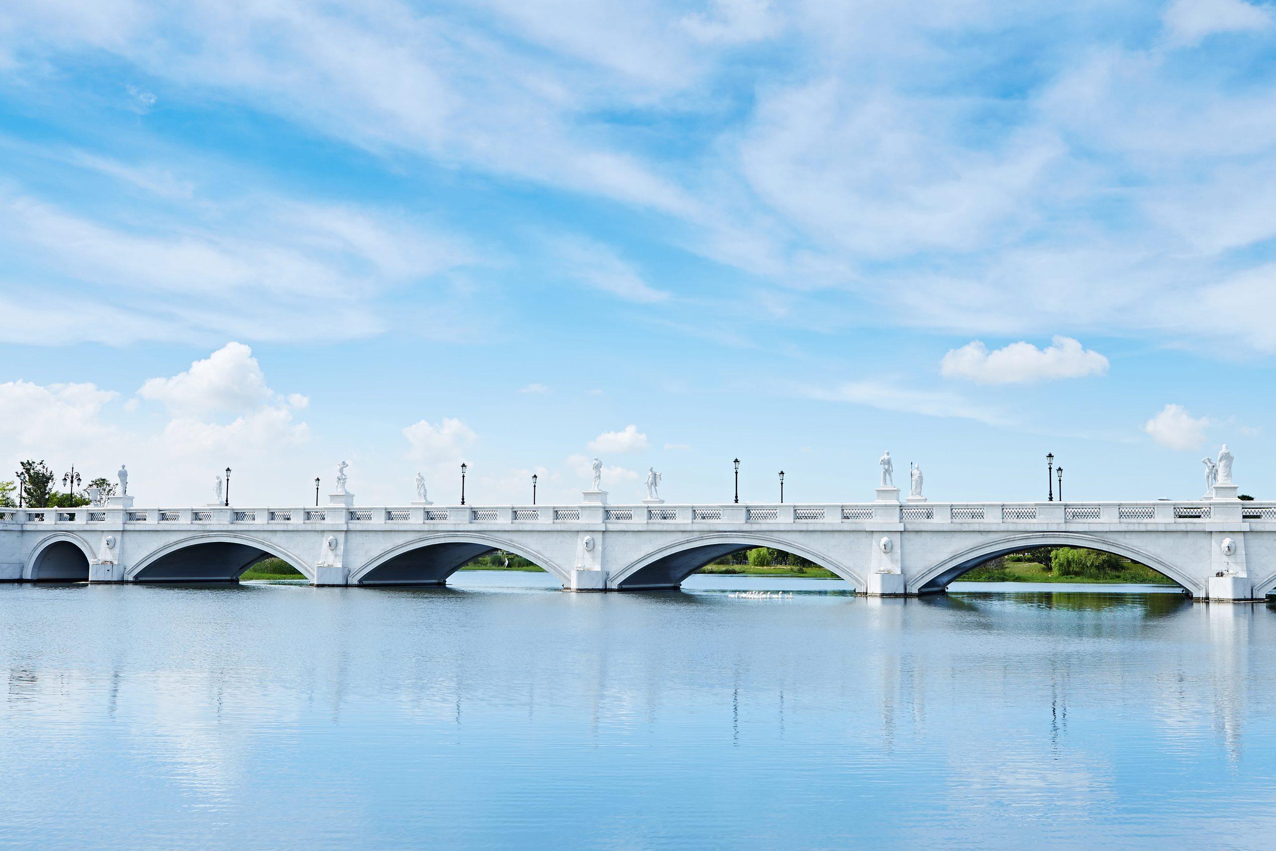奇美博物館2020 奧林帕斯橋