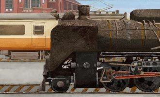 圖3 鐵道文化常設展