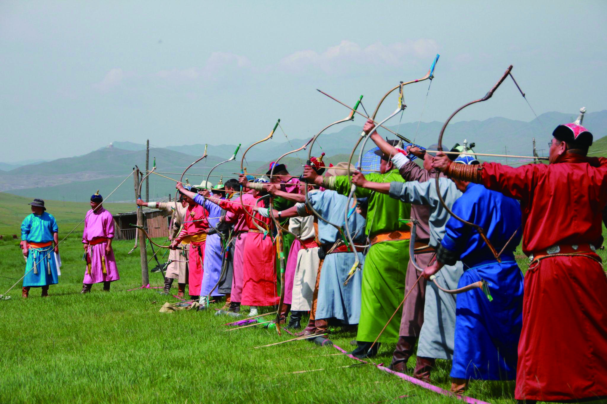 3img228 1 - 2020故宮亞洲藝術節 | 嘉義親子旅遊,感受蒙古風情免出國,來故宮南院玩羊踝骨彈射遊戲,喝蒙古奶茶、搭建蒙古包、穿蒙古服飾